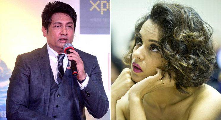 Shekhar Suman again hits out at Kangana Ranaut after her TV interview