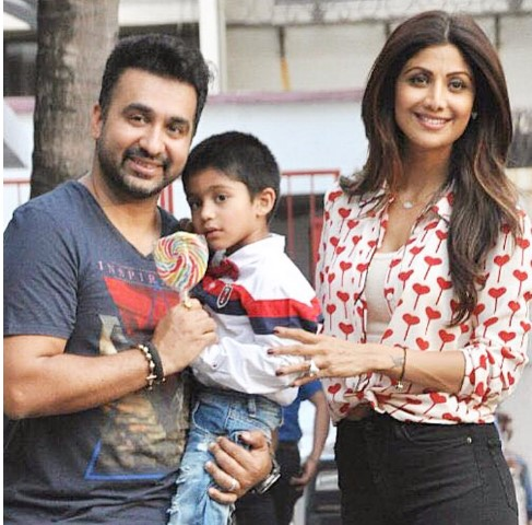 Inside Pics: Shilpa Shetty's son Viaan's fourth birthday celebration
