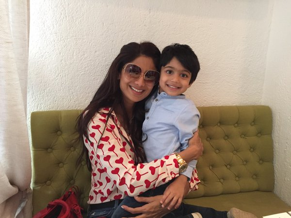 Bollywood celebrities wish Shilpa Shetty's son Viaan on his birthday