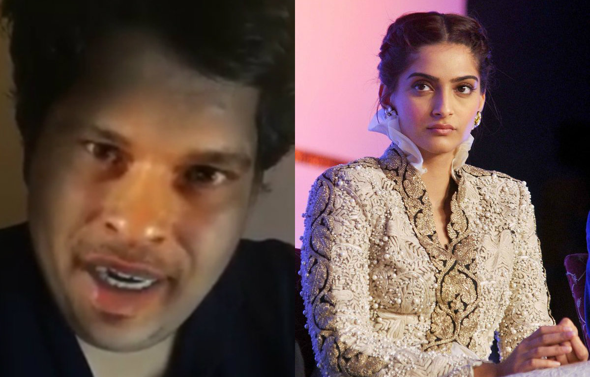 Sonam Kapoor shocked with 'overreaction' over Tanmay Bhat's controversial video