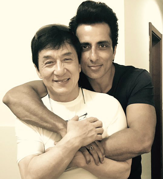 Sonu Sood wraps up 'Kung Fu Yoga' shoot