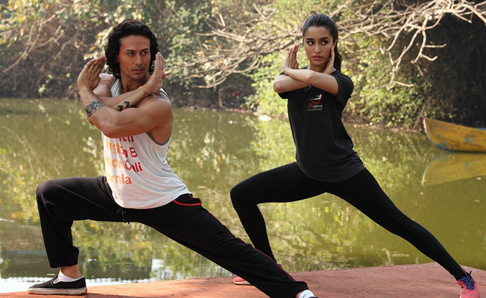 'Baaghi' shatters records by minting Rs. 38.25 Crore over weekend!