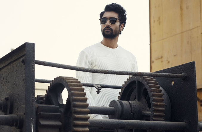 Vicky Kaushal wants to lend 'desi' touch to Cannes film festival