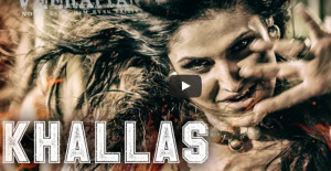 WATCH: Zareen Khan nails it with her wild expressions in song 'Khallas' from 'Veerappan'