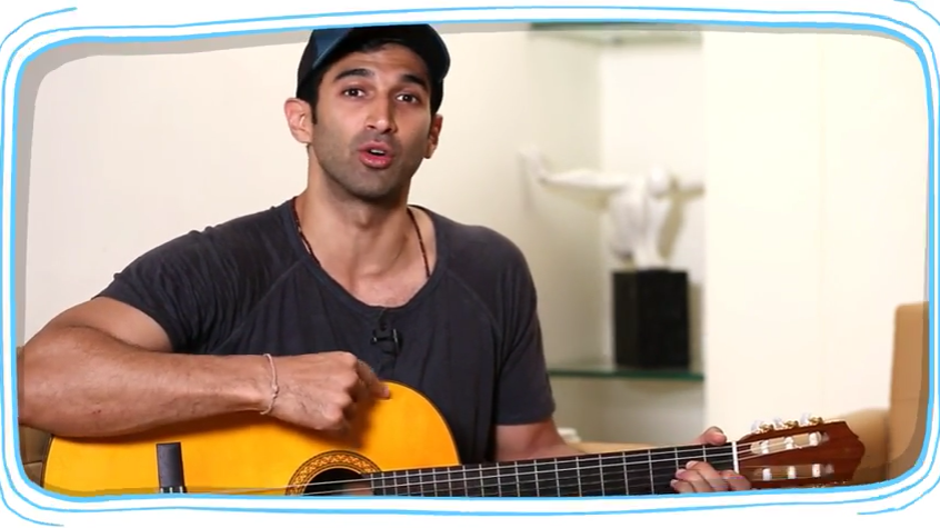 WATCH: Aditya Roy Kapur is super excited about the Dream Team's US Tour