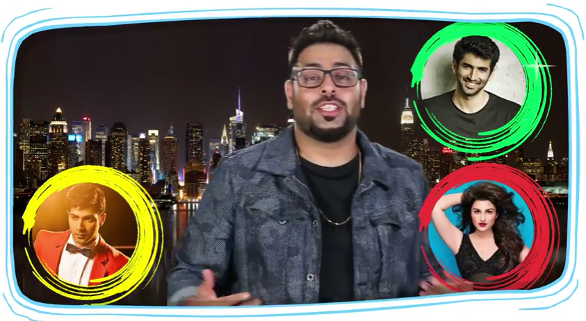 WATCH: Badshah is here to up your excitement for the Dream Team's US Tour