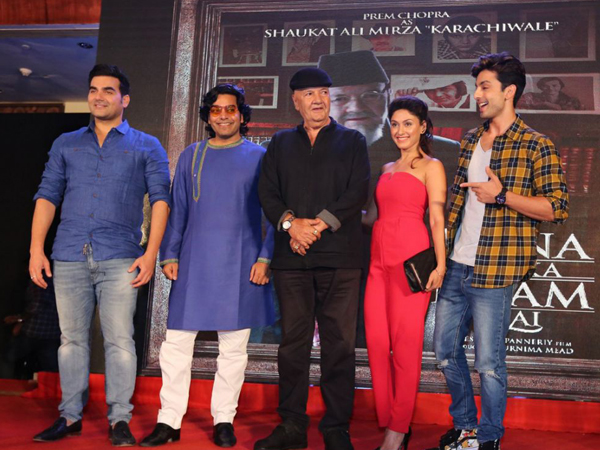 Watch: Arbaaz Khan and Ashutosh Rana at 'Jeena Isi ka Naam Hai' press meet