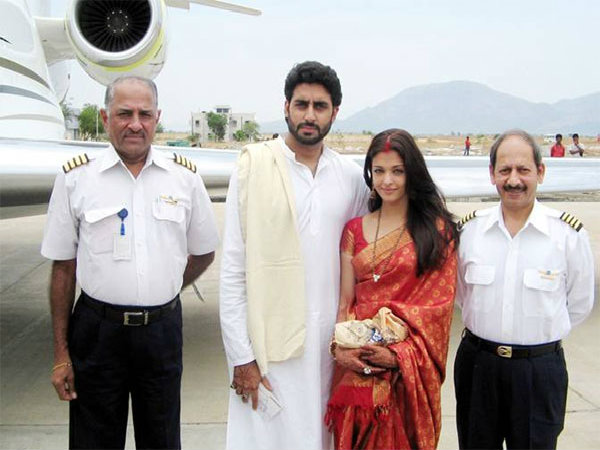 Honeymoon pictures of Bollywood celebs