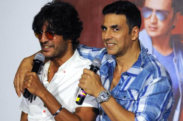 Akshay Kumar was huge fan of once acting instructor Chunky Pandey