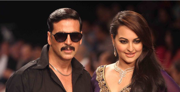 Akshay Kumar and Sonakshi Sinha's next runs into financial trouble?