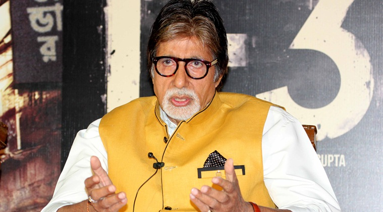 Amitabh Bachchan: Digitise old films as soon as possible