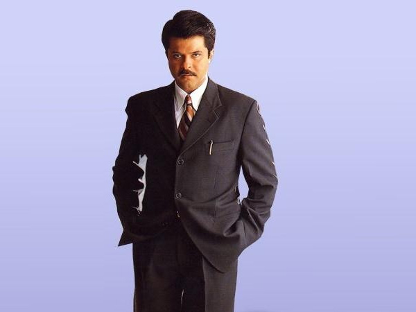 Anil Kapoor has not slapped a fan