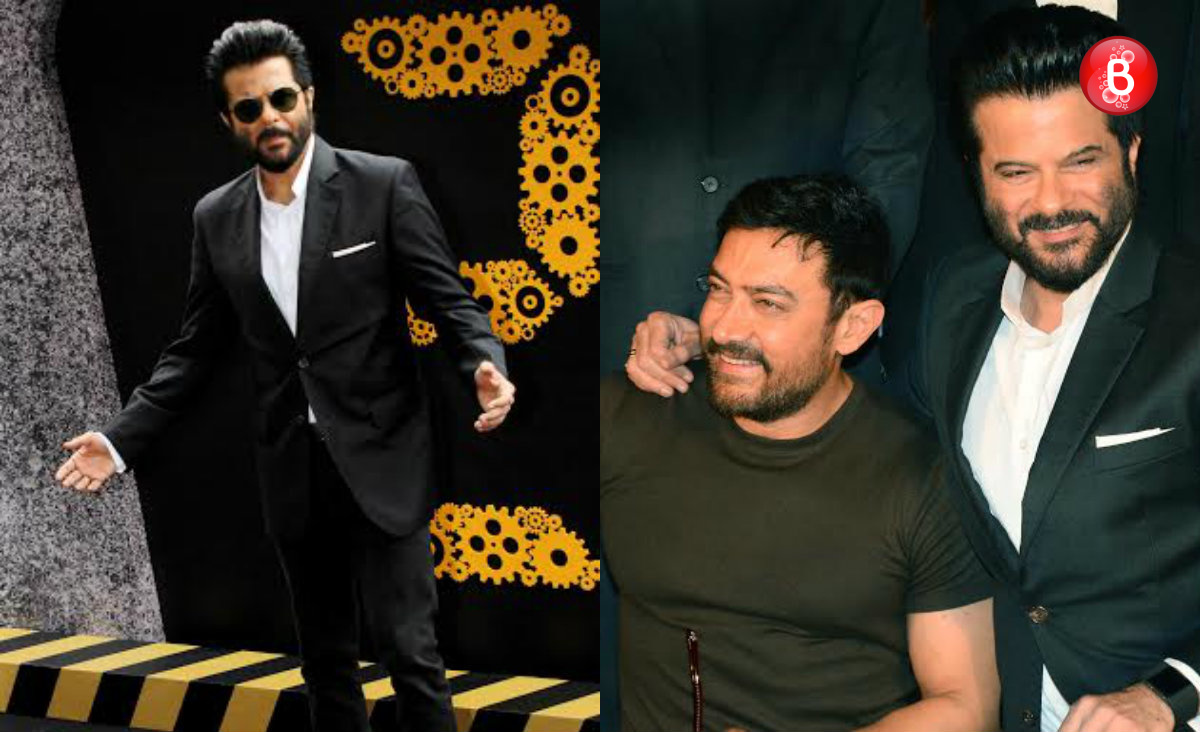 PICS: Aamir Khan and others attend the trailer launch of Anil Kapoor's '24' season 2
