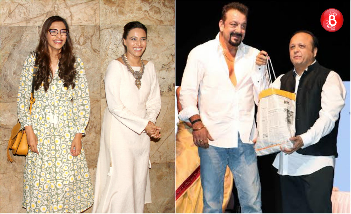 In Pics: What were these Bollywood celebs upto over the weekend?