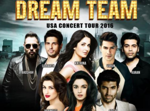 WATCH: Katrina Kaif, Varun Dhawan and others go 'Mental' for Dream Tour