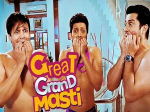 The official trailer of 'Great Grand Masti' is weird, to tell you the least