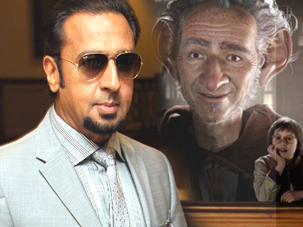 Gulshan Grover to lend voice for 'The Big Friendly Giant'