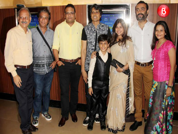 'Dhanak': Nagesh Kukunoor and team host a special screening for B-Town celebrities