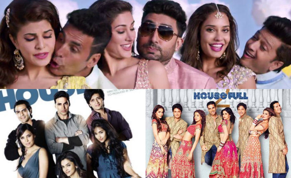 In Pictures: 15 funniest dialogues from the 'Housefull' series