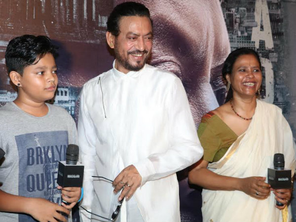 Irrfan Khan takes son on historical tour on Father's Day