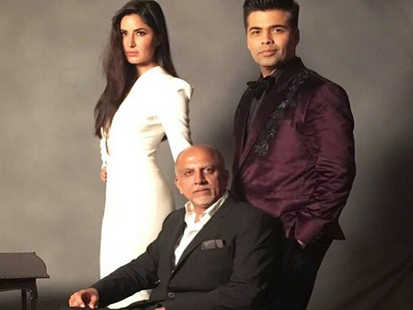 Katrina Kaif, Karan Johar, Sushant Singh spotted at Vogue Event