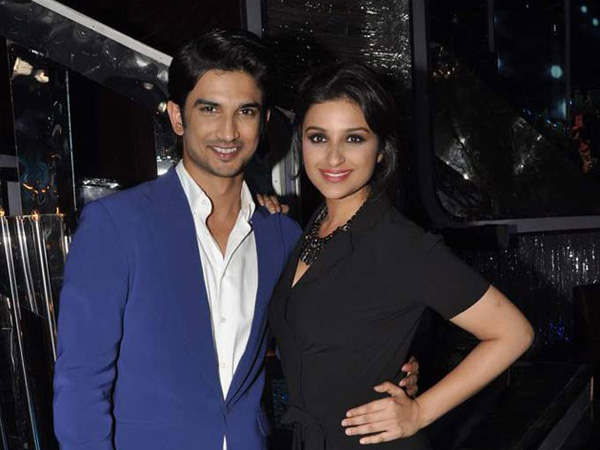 Parineeti Chopra to romance Sushant Singh Rajput once again?