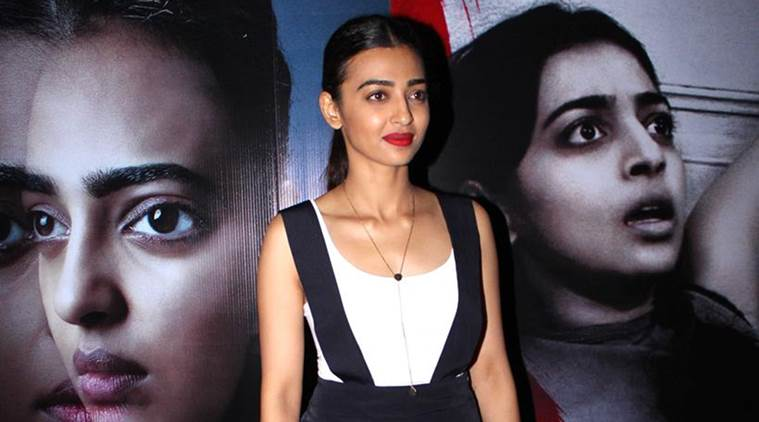 Radhika Apte happy with compliments for 'Phobia'
