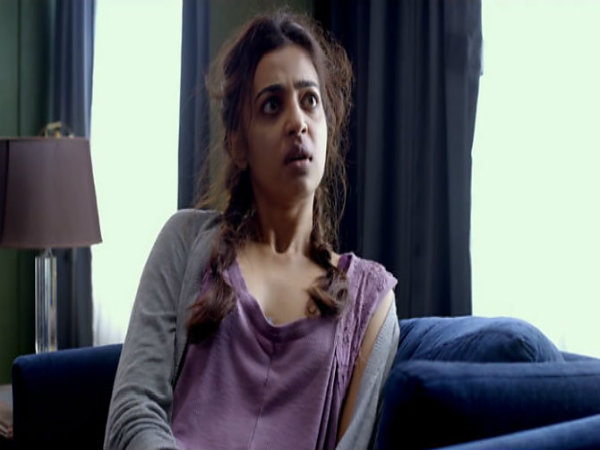 Radhika Apte says 'Phobia' is her parents' personal favourite