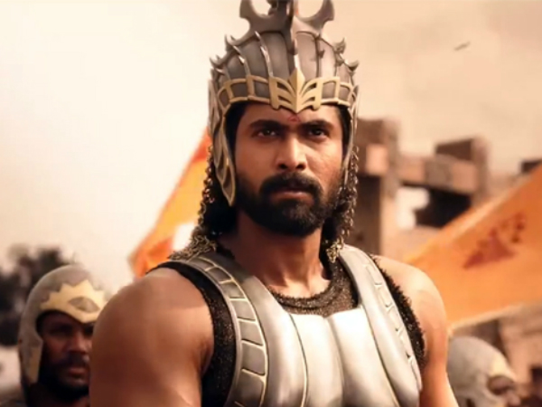 Rana Daggubati speaks out on 'Bahubali 3'
