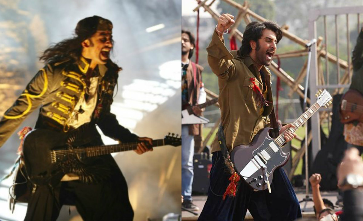 In Pictures: Bollywood actors who played rock stars onscreen