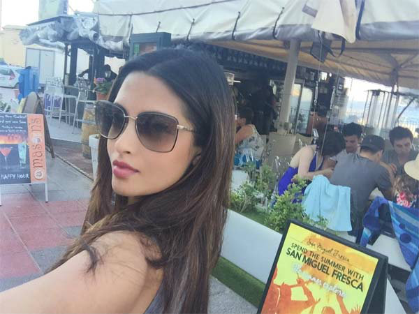 Riya Sen's holiday pictures will give you some serious vacation goals