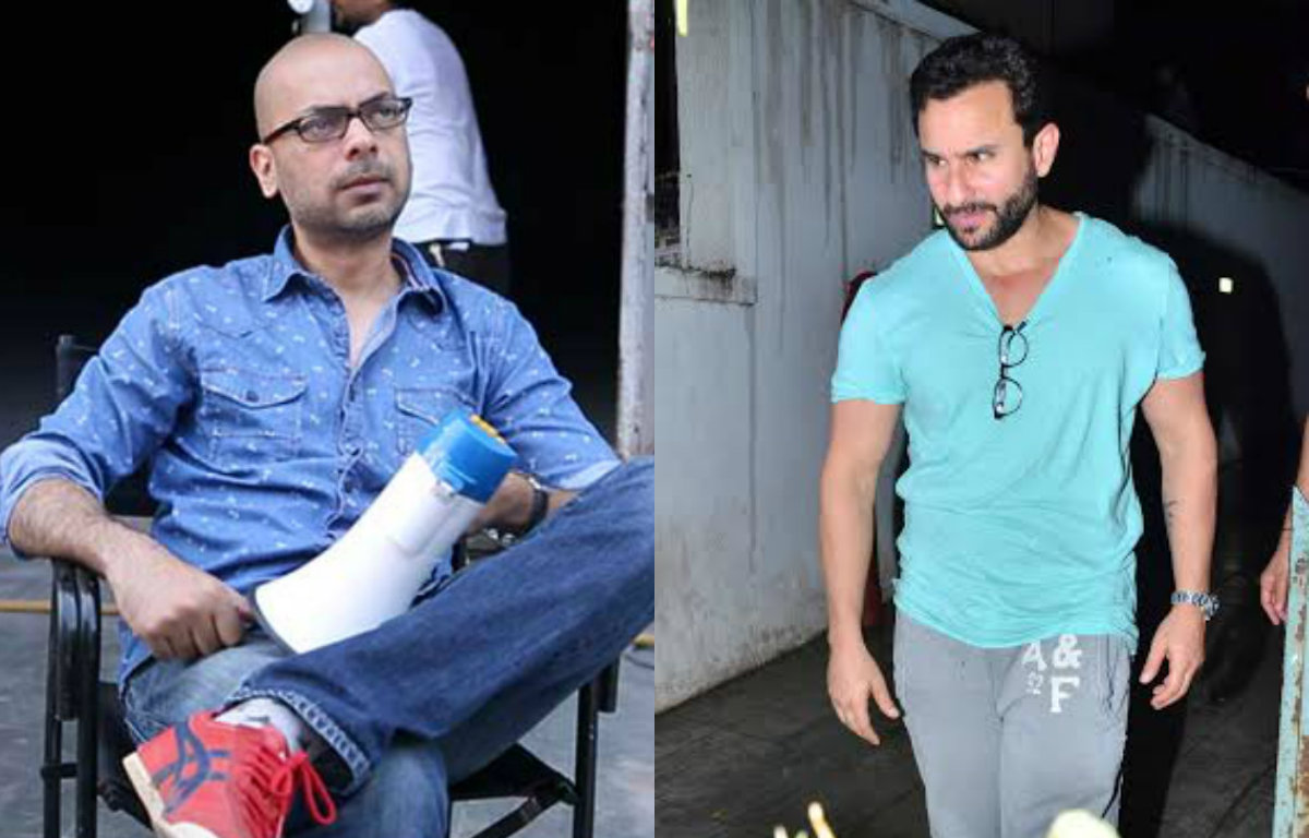 Saif Ali Khan: Film with Akshat Verma different than 'Delhi Belly'