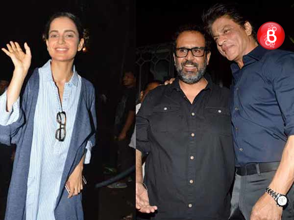 PICS: Filmmaker Aanand L Rai's star-studded birthday bash at the Korner House