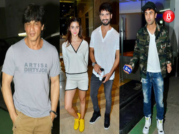 'Udta Punjab': B-Town attends the special screening of the Shahid-Alia starrer