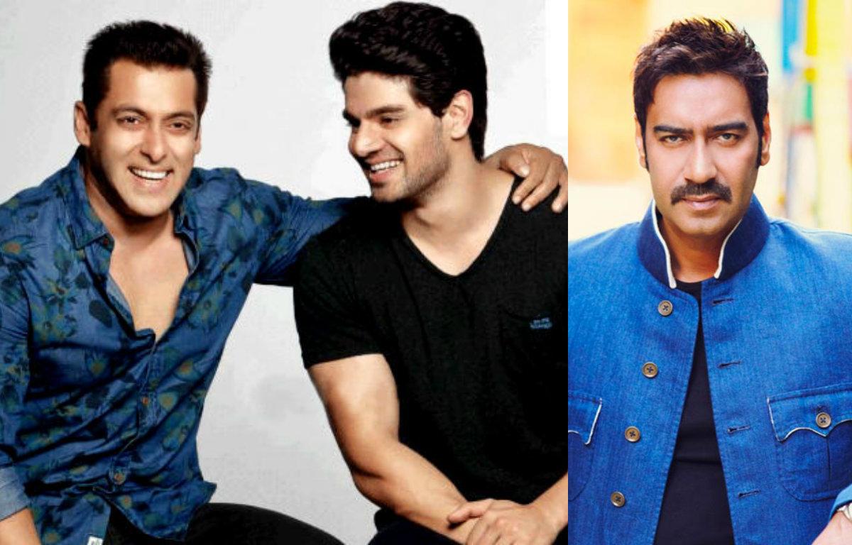 Sooraj Pancholi denies doing Salman Khan's production, confirms film with Ajay Devgn