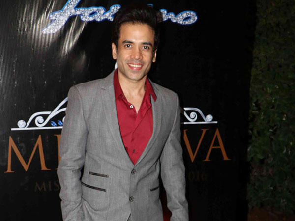 First glimpse of Tusshar Kapoor's son is out and he is damn cute