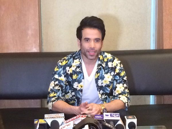 WATCH: Tusshar Kapoor talks about becoming a father