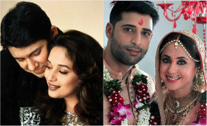 Bollywood actresses more popular than their husbands