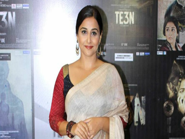 Vidya Balan: Wanted only one film, can't believe it's been 11 years