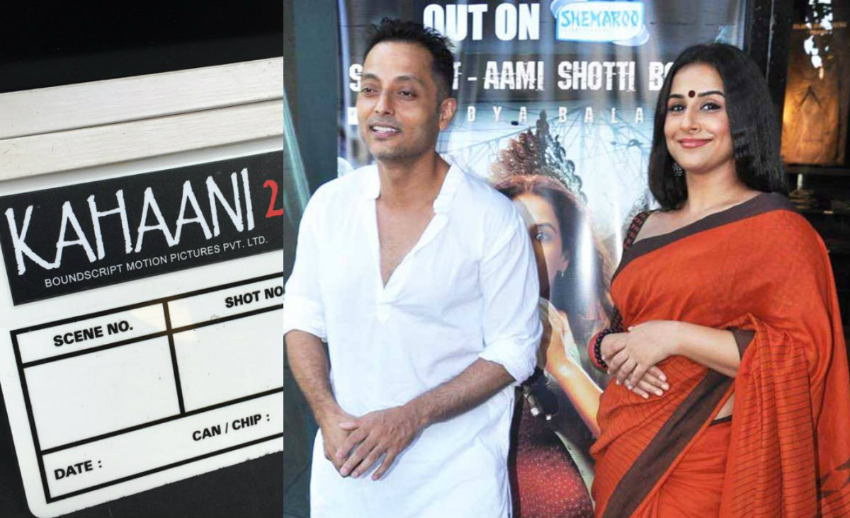 Vidya Balan: 'Kahaani 2' was meant to happen with me and Sujoy