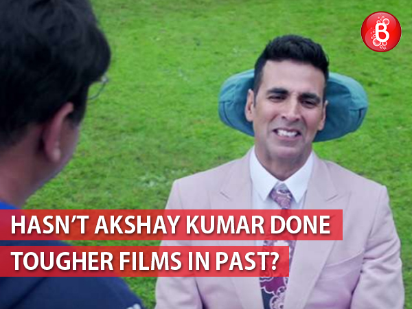 Is 'Housefull 3' really Akshay Kumar's toughest film?