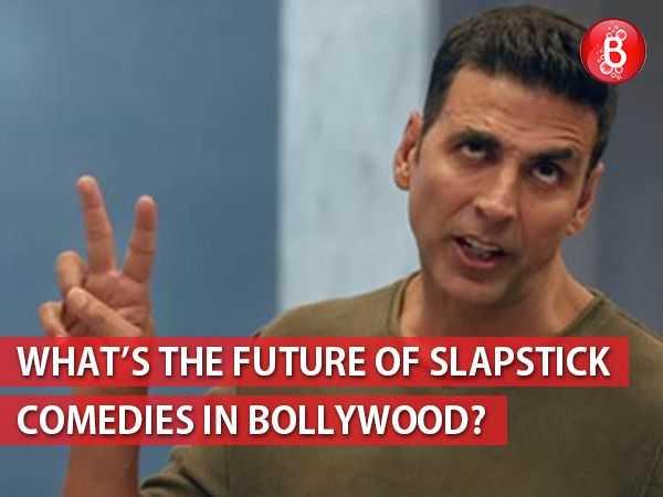 Will Akshay Kumar's 'Housefull 3' mark the end of the slapstick comedy genre?