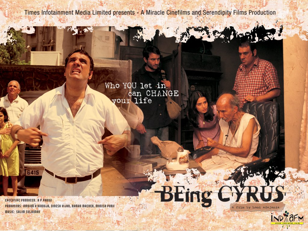 'Being Cyrus' (2006)