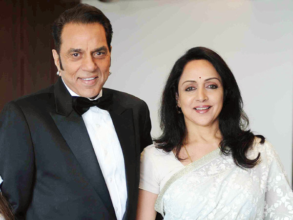 Dharmendra and Hema Malini: A couple made for each other