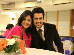 Manish Paul found a unique name for his baby boy