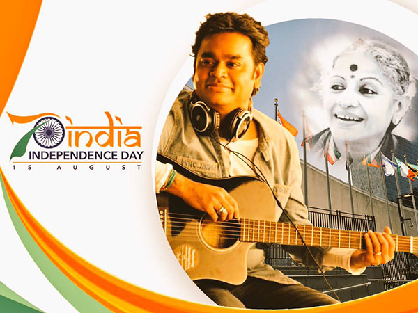 A. R. Rahman to pay tribute to M. S. Subbulakshmi on India's Independence Day