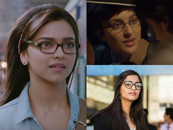 Bollywood actresses who brought back specs in vogue