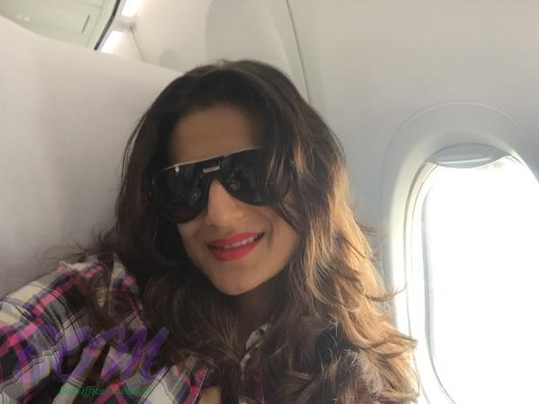 Ameesha Patel lashes out on Air India