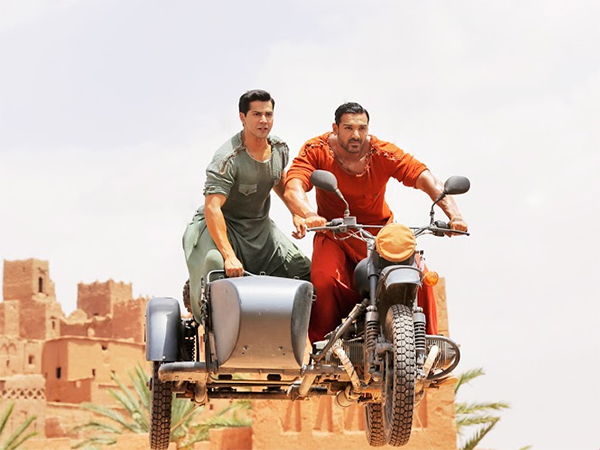 'Dishoom' movie review: John Abraham, Varun Dhawan pack a punch