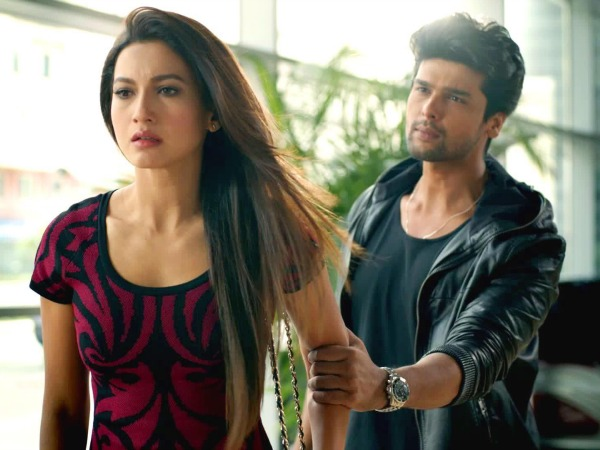Gauahar Khan and Kushal Tandon's battle continues